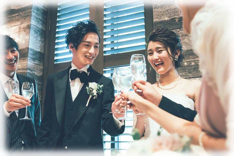結婚式 新郎 タキシード