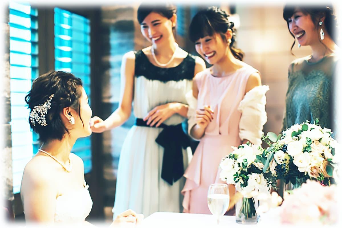 結婚式ドレス レース