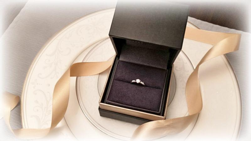 結納金 指輪