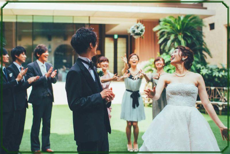 結婚式受付 人数