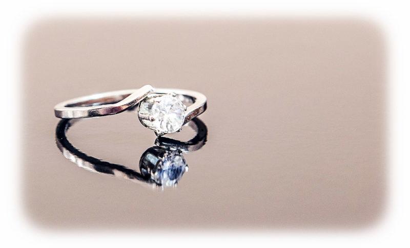 プロポーズ用 指輪