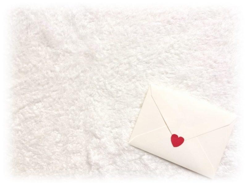 プロポーズ 手紙 封筒