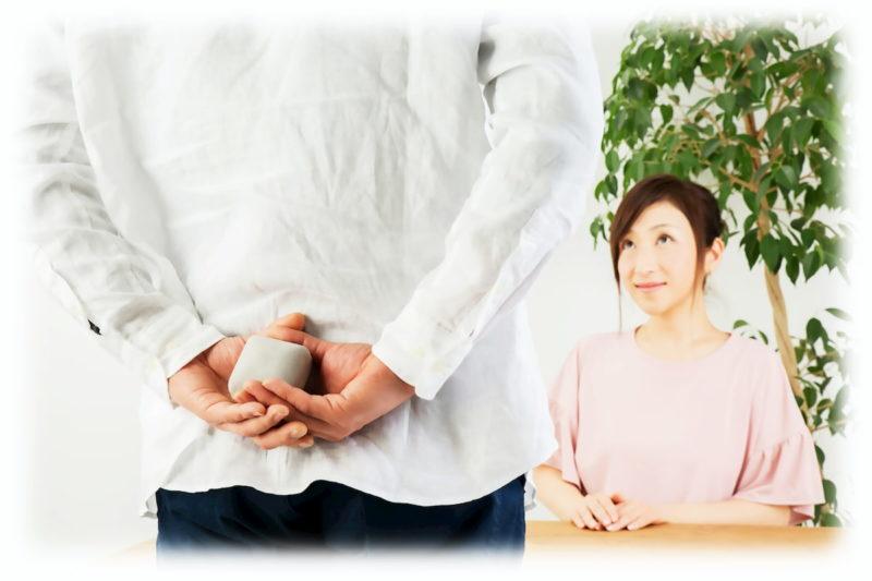 プロポーズ 指輪 渡し方