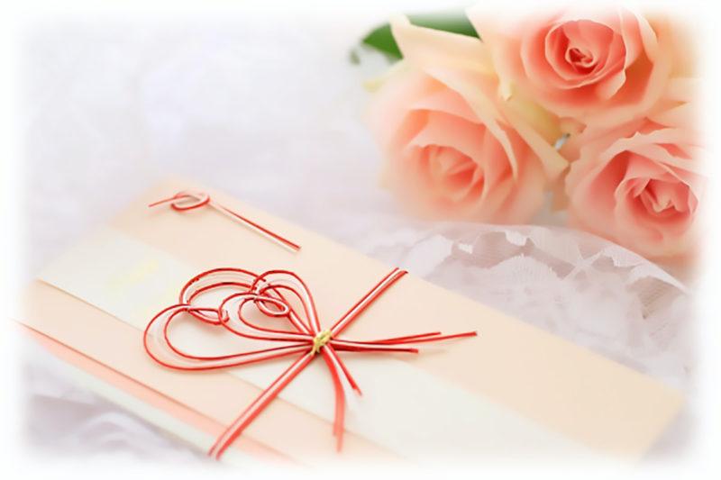 結婚式 二次会 ご祝儀 渡し方