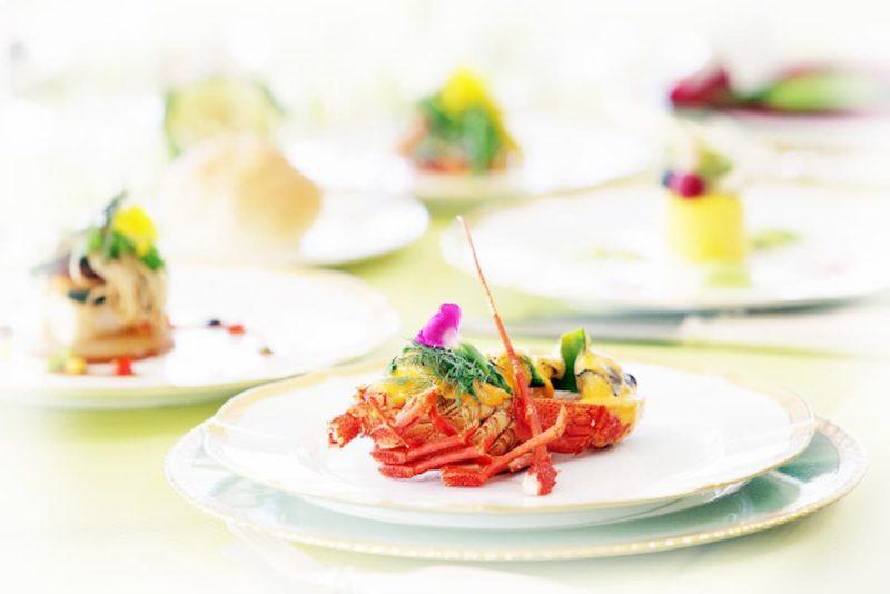 オンライン 結婚 式 料理