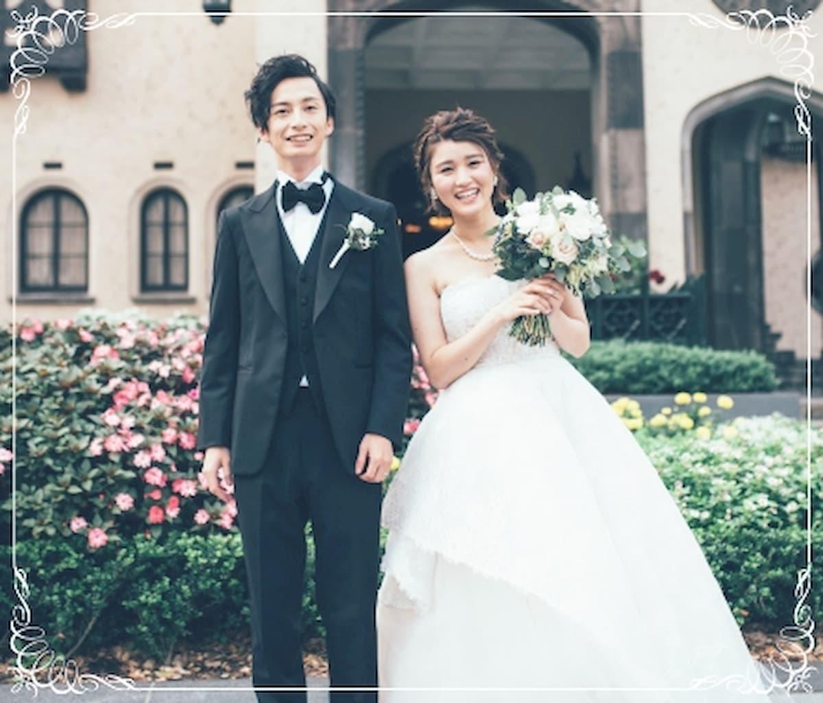 結婚式 タキシード