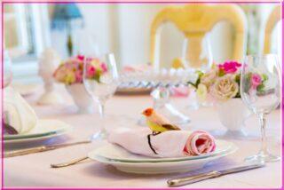 結婚式 テーブルコーディネート