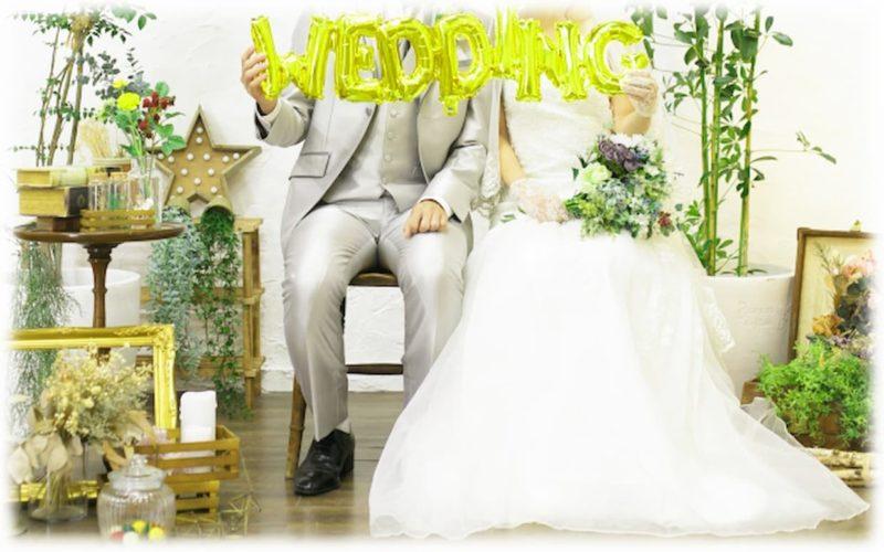 結婚式 前撮り スタジオ