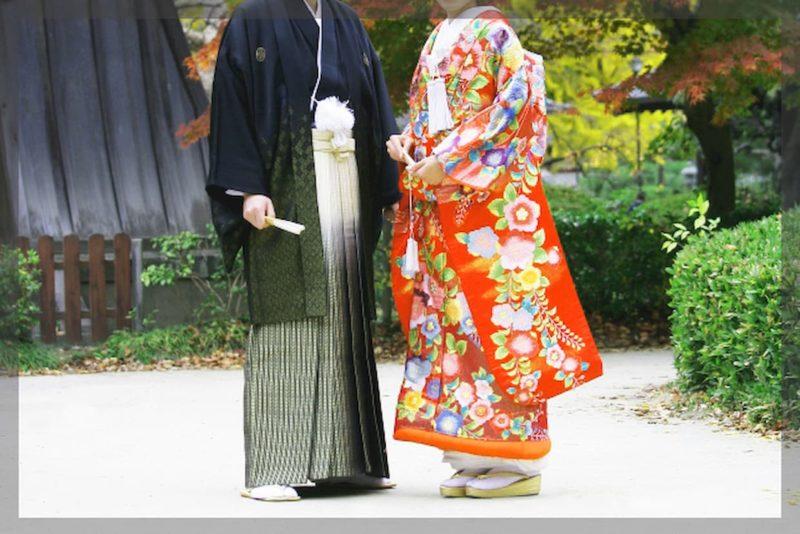 結婚式 前撮り 和装