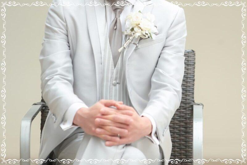 結婚式 タキシード レンタル