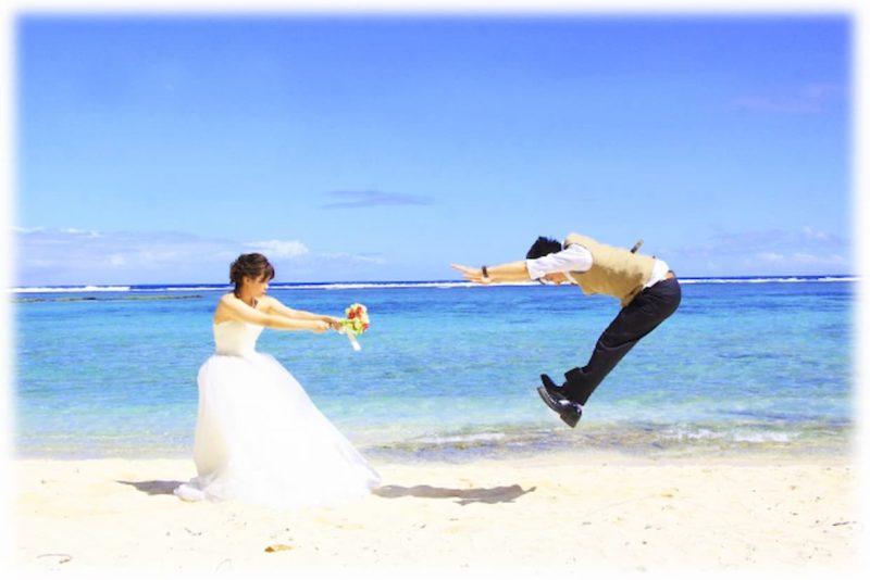 結婚式 前撮り ポーズ