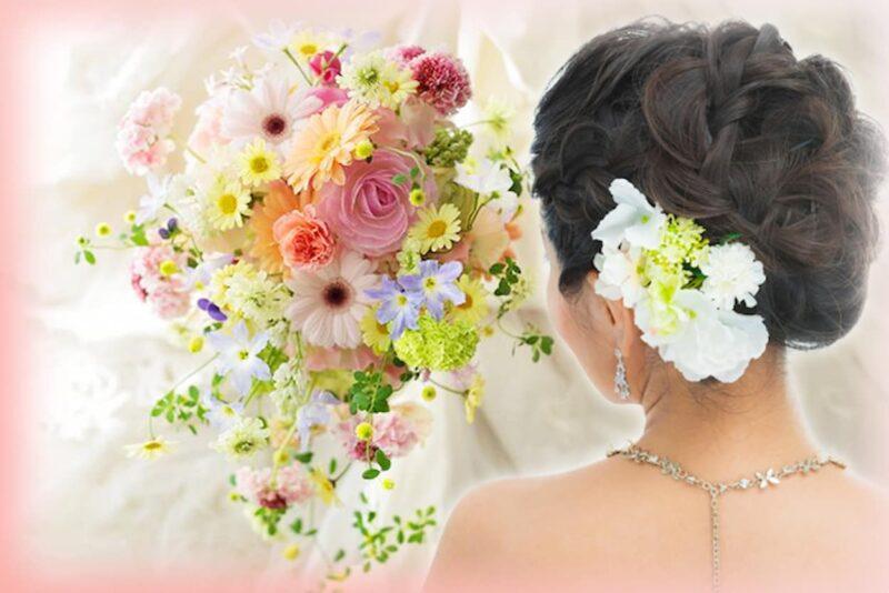 結婚式 装花 持ち込み