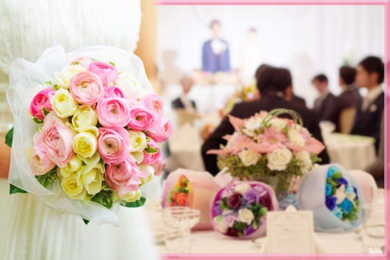 結婚式 装花 相場