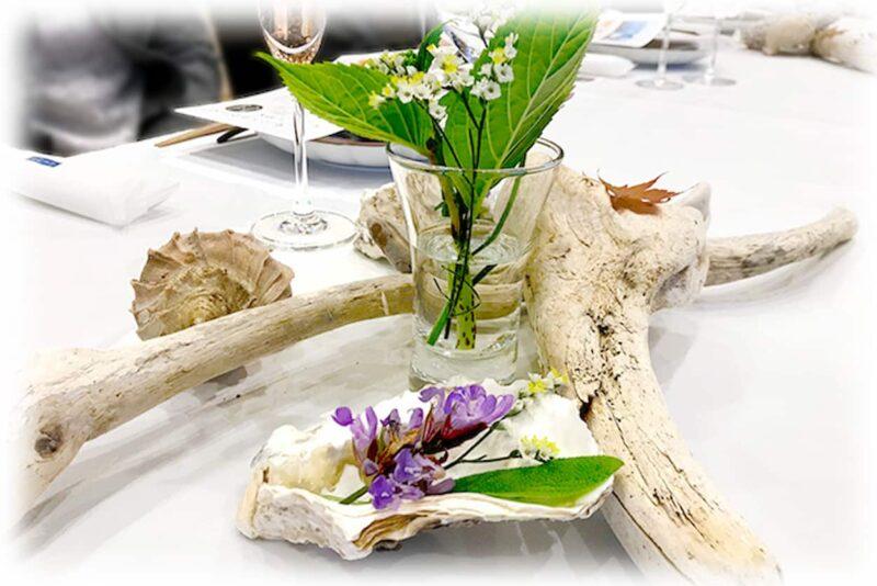 結婚式 装花 アンティーク
