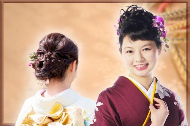 結婚式 振袖 髪型